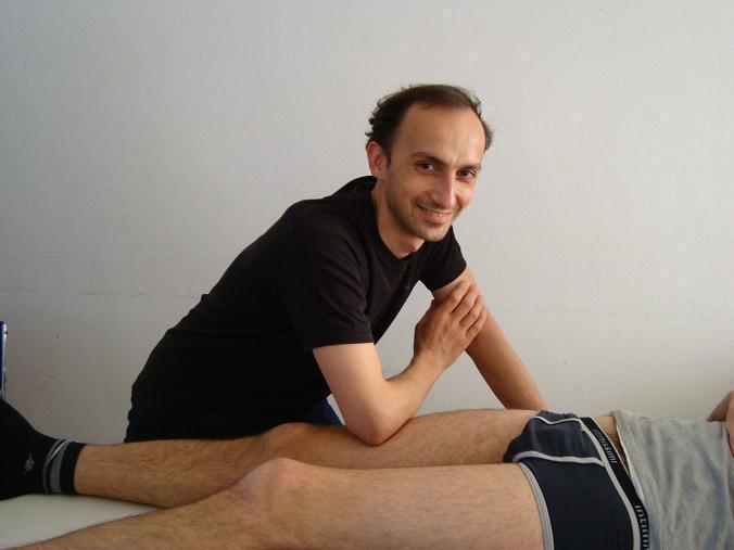 Myofasziale Technik, Lösung von Verklebungen, Massagetherapie, Entzündung, Kontraktur, Physiotherapie, Rehabilitation, Schmerzen, Schmerz, Messerstich, Brennen, Muskel