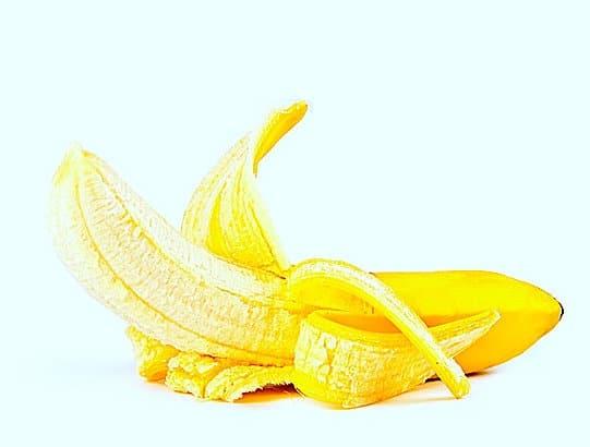 Abendessen bei Gastritis,Banane