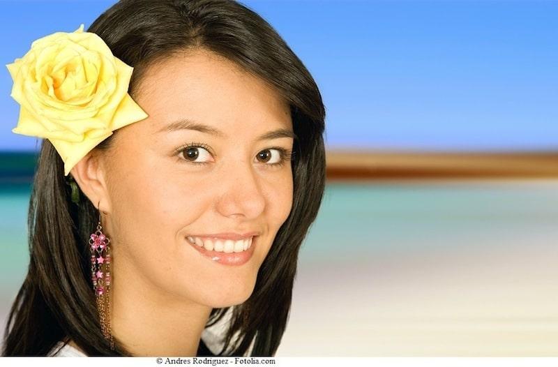 Die Creme gegen die Pigmentation mit dem Sonnenschutz